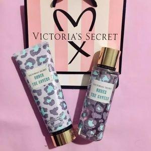 Victoria's Secret Under the Covers Set